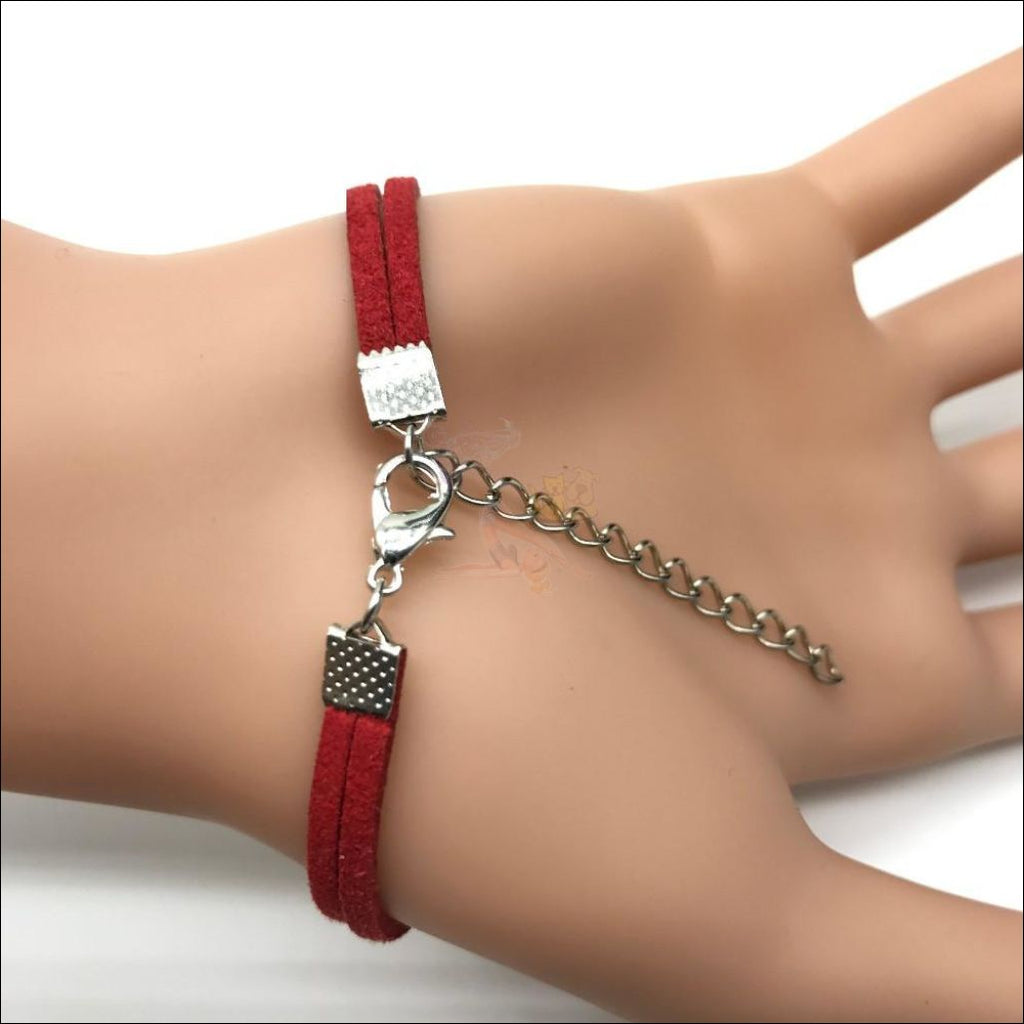 Cute Paws Charm Bracelets - Show Your Love! Design by Blissfactory Pet Supplies