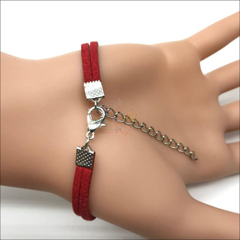 Image of  Cute Paws Charm Bracelets - Show Your Love! Design by Blissfactory Pet Supplies
