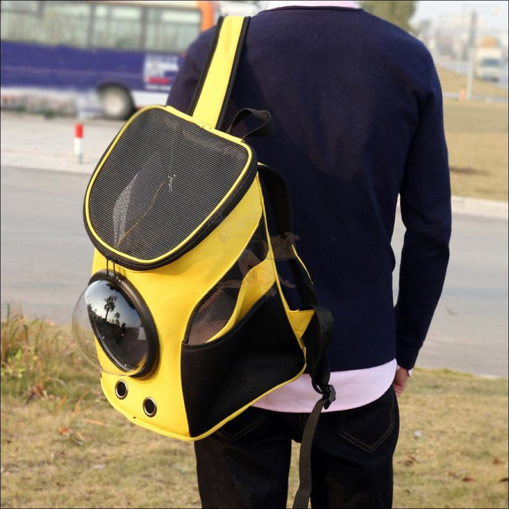 Easylife Pet Carrier Yellow