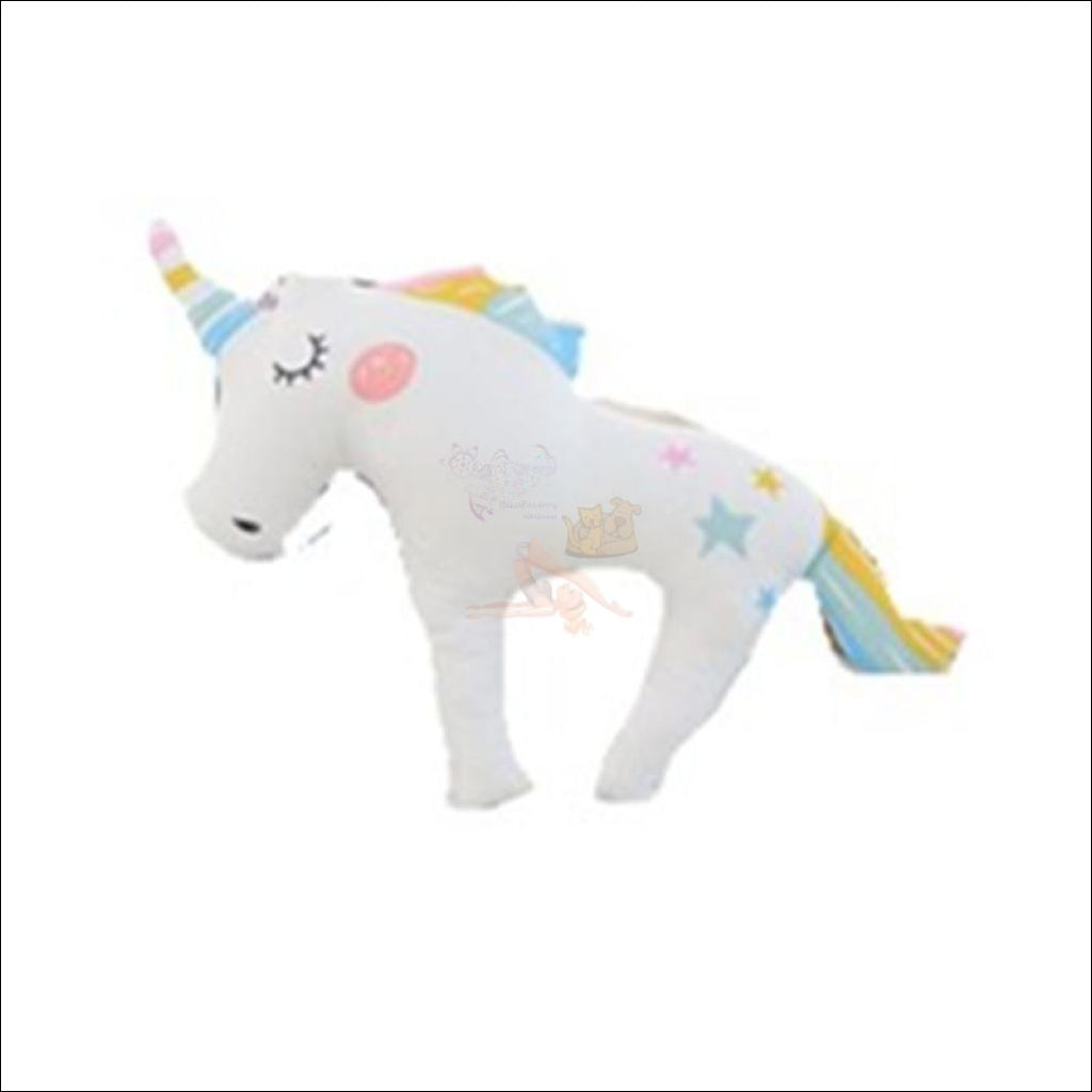 Huggly Unicorn Outdoor Cushions  by Blissfactory Pet Supplies
