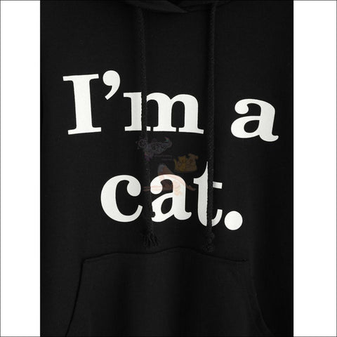 Image of Cat Ear Hoodies For Girls - Best Sweatshirts For Women Design by Blissfactory Pet Supplies