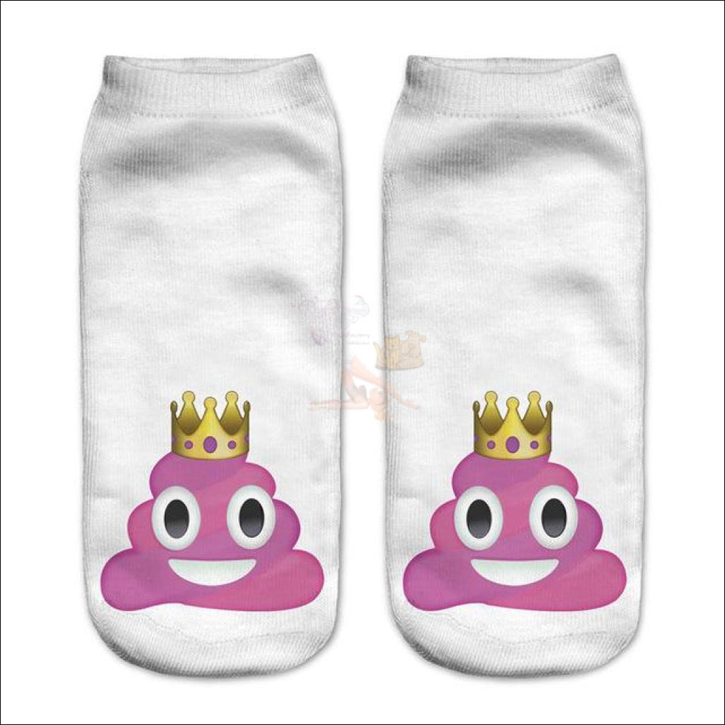 LOVELY UNICORN COOL SOCKS- BOOT SOCKS Shit prince by Blissfactory Pet Supplies