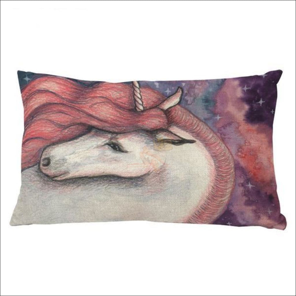 Magic Unicorn Pillow Covers- Best Home Decor 23 by Blissfactory Pet Supplies