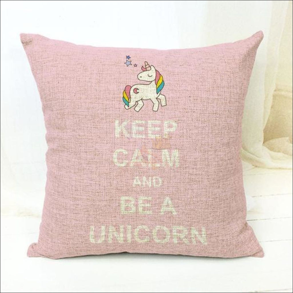 Magic Unicorn Pillow Covers- Best Home Decor 8 by Blissfactory Pet Supplies