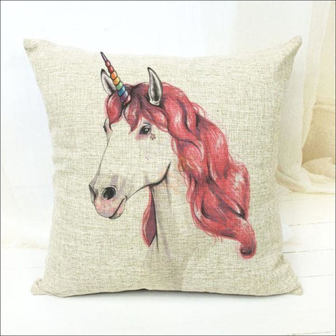Magic Unicorn Pillow Covers- Best Home Decor 3 by Blissfactory Pet Supplies