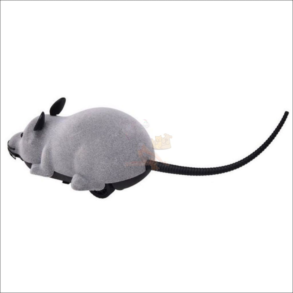 Remote Control Mouse - Best Cat Toys Design by Blissfactory Pet Supplies