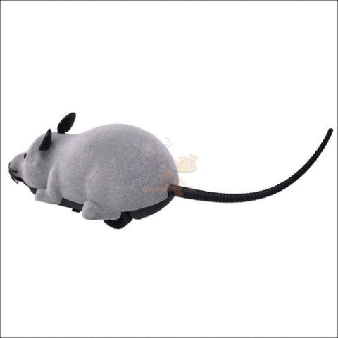 Image of Remote Control Mouse - Best Cat Toys Design by Blissfactory Pet Supplies