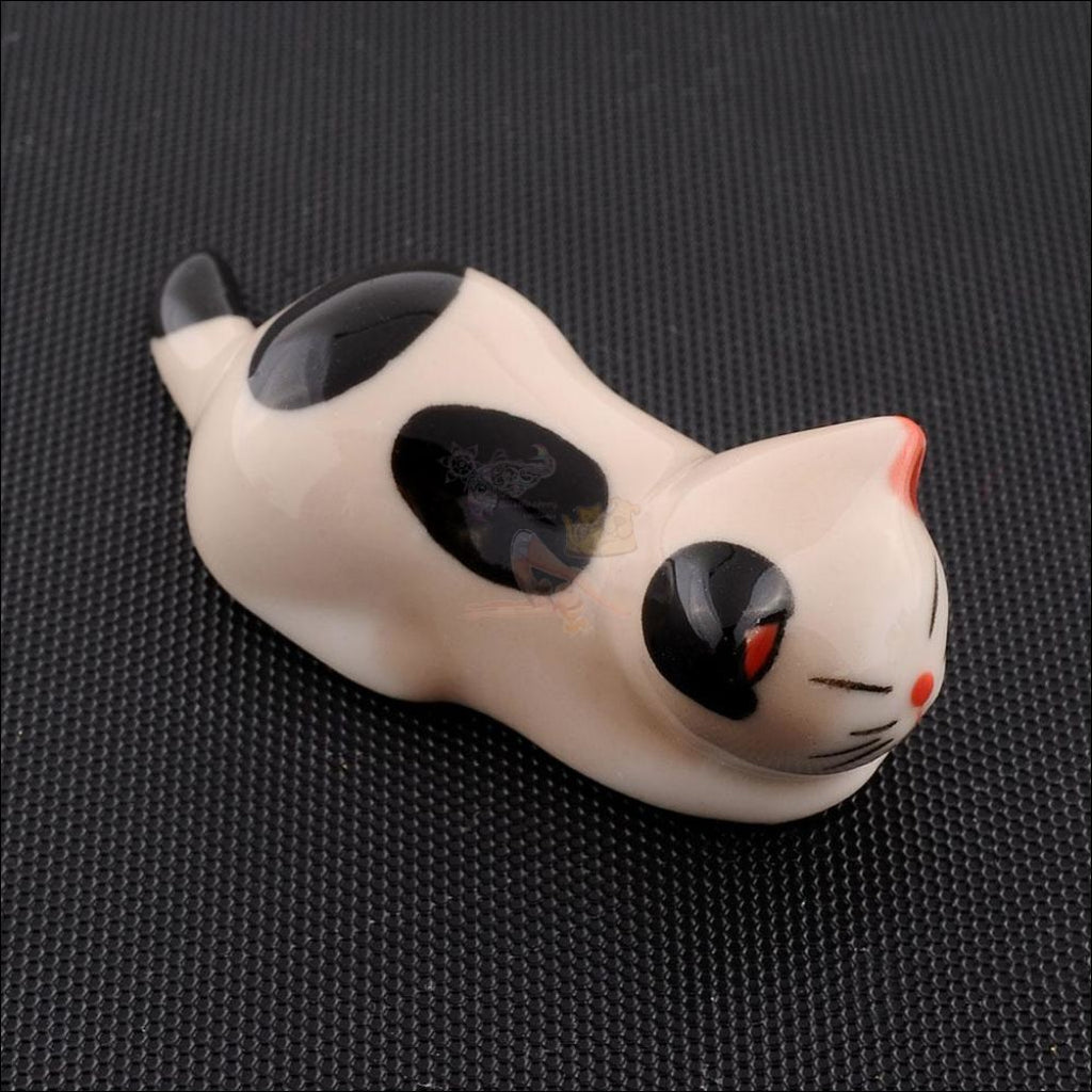 Cute Cat Japanese Chopstick Holder- Best Dining Table Decor by  Blissfactory Pet Supplies