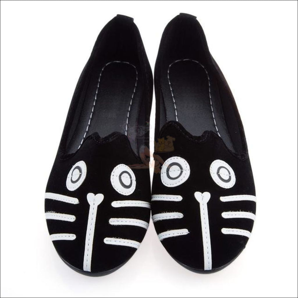 Sweet Cat Shoes For Women (Free Shipping) Black / 5