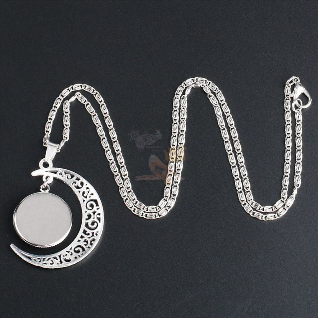 The Crescent Cat Eye unique jewelry Set- Best  jewelry online By Blissfactory Pet Supplies