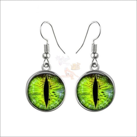 The Magic Cat Eye Earrings- Best Earrings For Women 7 By Blissfactory Pet Supplies