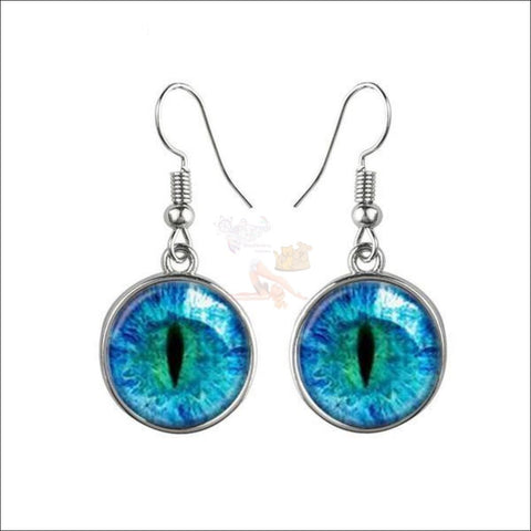 The Magic Cat Eye Earrings- Best Earrings For Women 8 By Blissfactory Pet Supplies