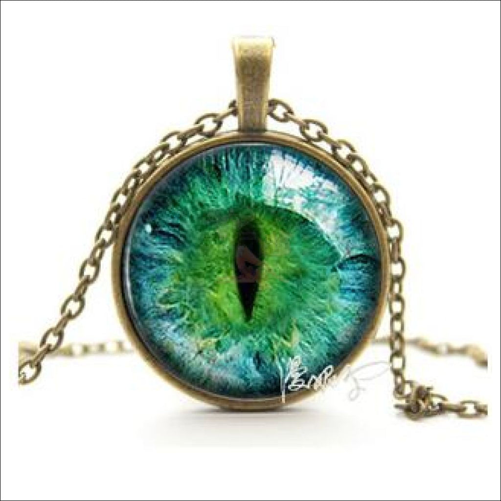 The Magic Cat Eye Necklace 45