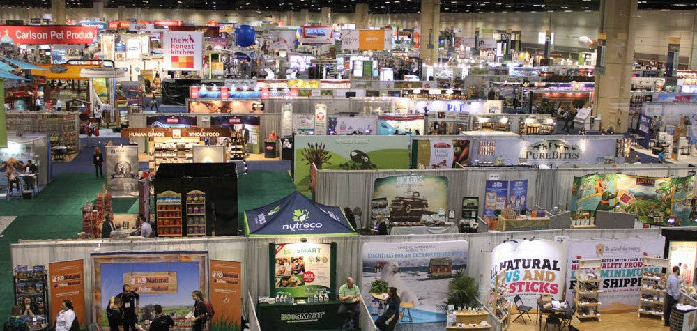 Week At Global Pet Expo