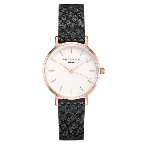 Montre Rosefield Small Edit White/Black