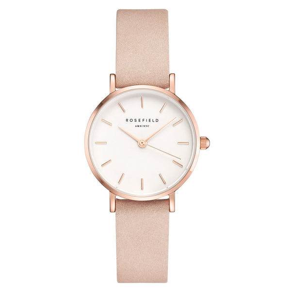 Montre Rosefield Small Edit Beige