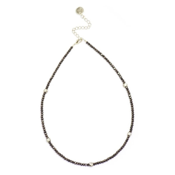 Collier Orbit - Black