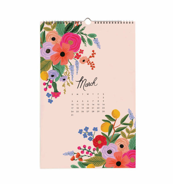 Calendrier 2019 - Wildwood March