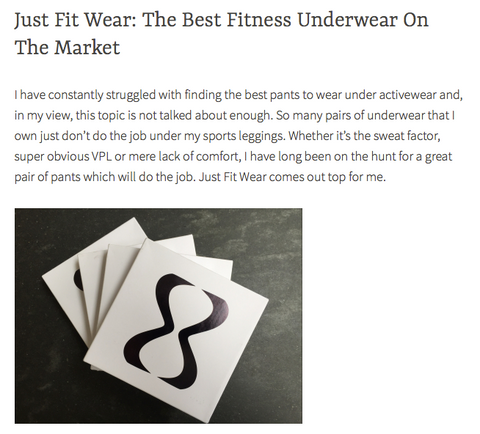 The best sports underwear on the market
