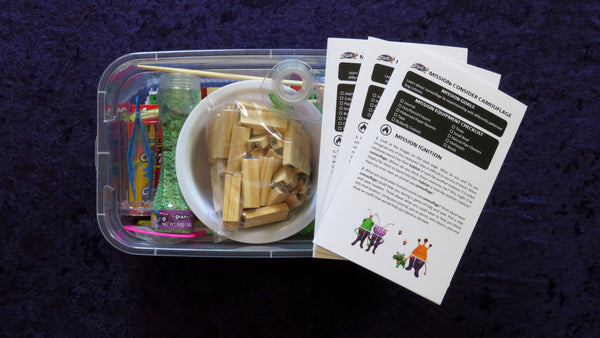 Creatures Remote Learning Kit