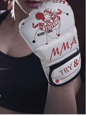 Knock Out Gloves