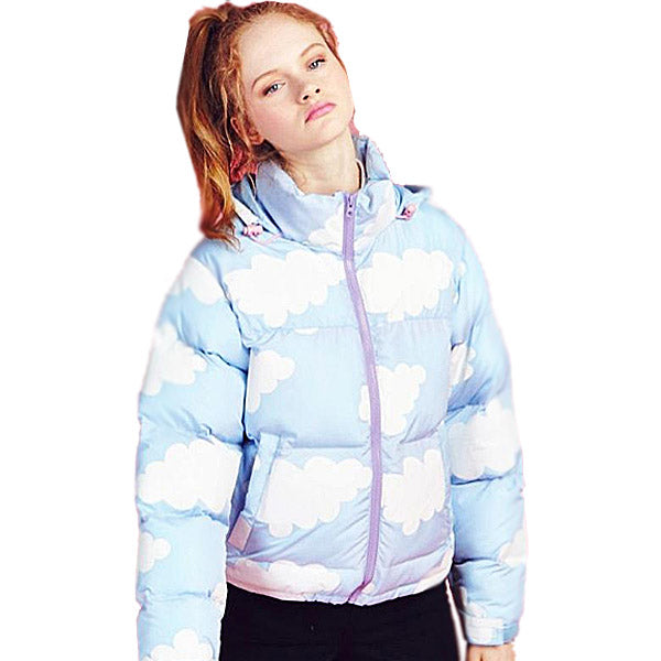 Dreamy Puffer Coat
