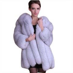Krewella Faux Fur Coat