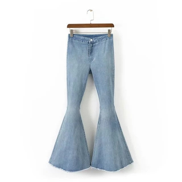 Woodstock Flared Denim