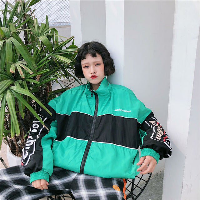CHINATOWN, U.S.A. Windbreaker