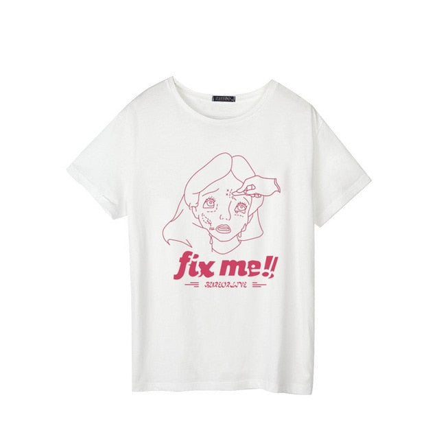 Fix Me TF Up & Co. Tees