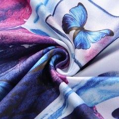 Dolphin Butterfly Fairy Top
