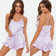 Satin Snuggle Set