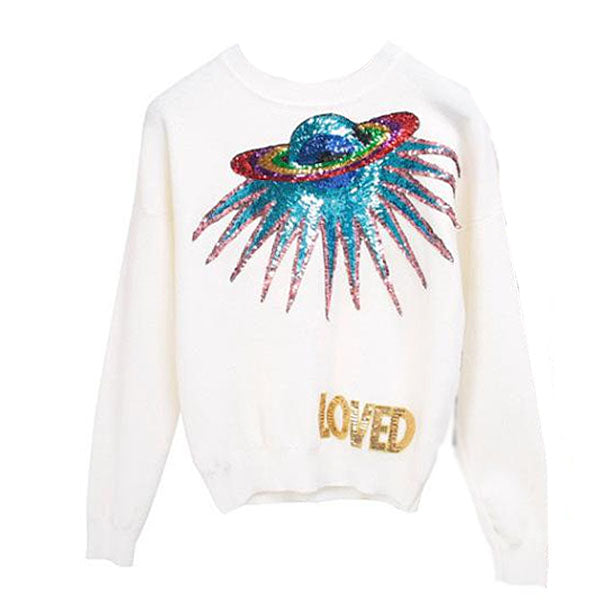 UFO Luv Sweater