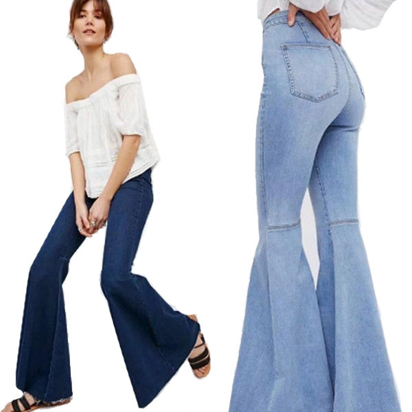 Wide Leg Fam Pants