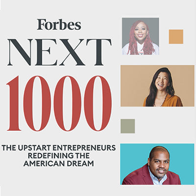 Forbes List Next 1000: Chrissie Lam - Love Is Project