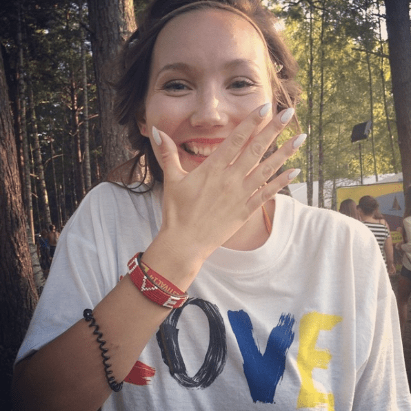 original love bracelet travels world to finland