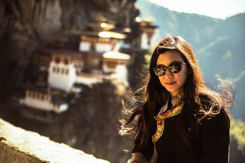 Chrissie Lam founder of Love Is Project in Bhutan