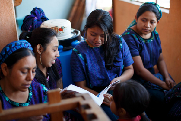 Love is Project Guatemalan artisans share their definition of love