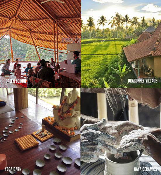 love is project bali's list of things to do