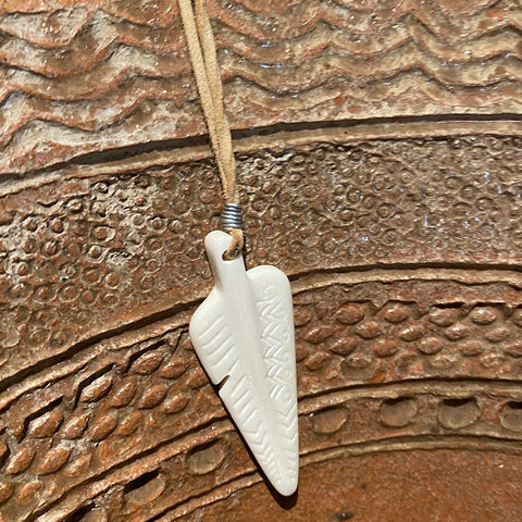 The White Feather Foundation collaborates with Love Is Project white feather camel bones
