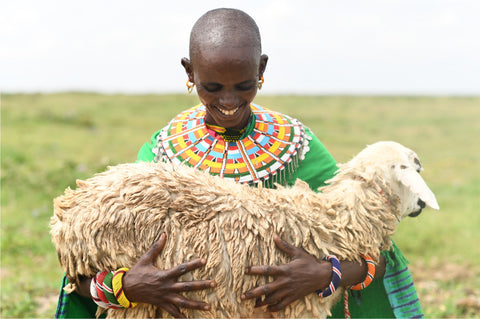 Samburu Trust Love Grows - Love Is Project
