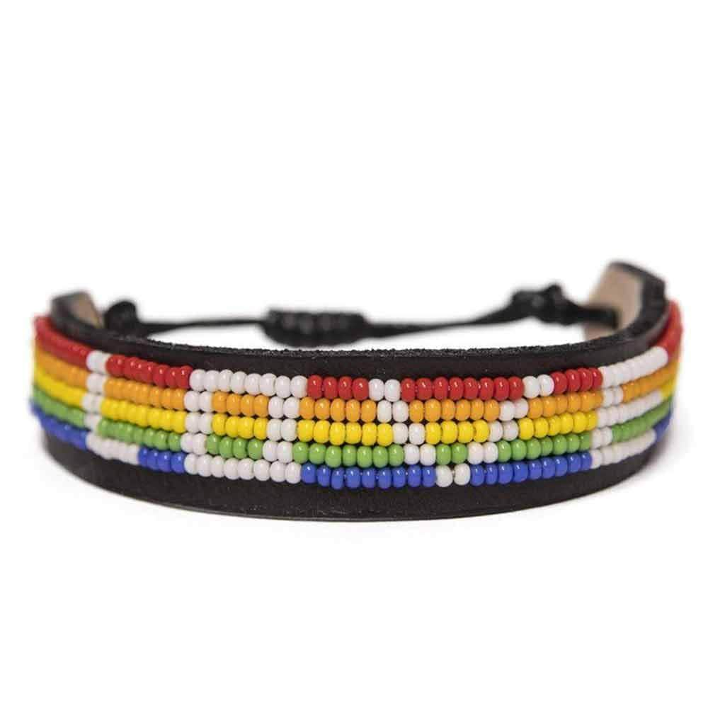 The Rainbow Love Bracelet