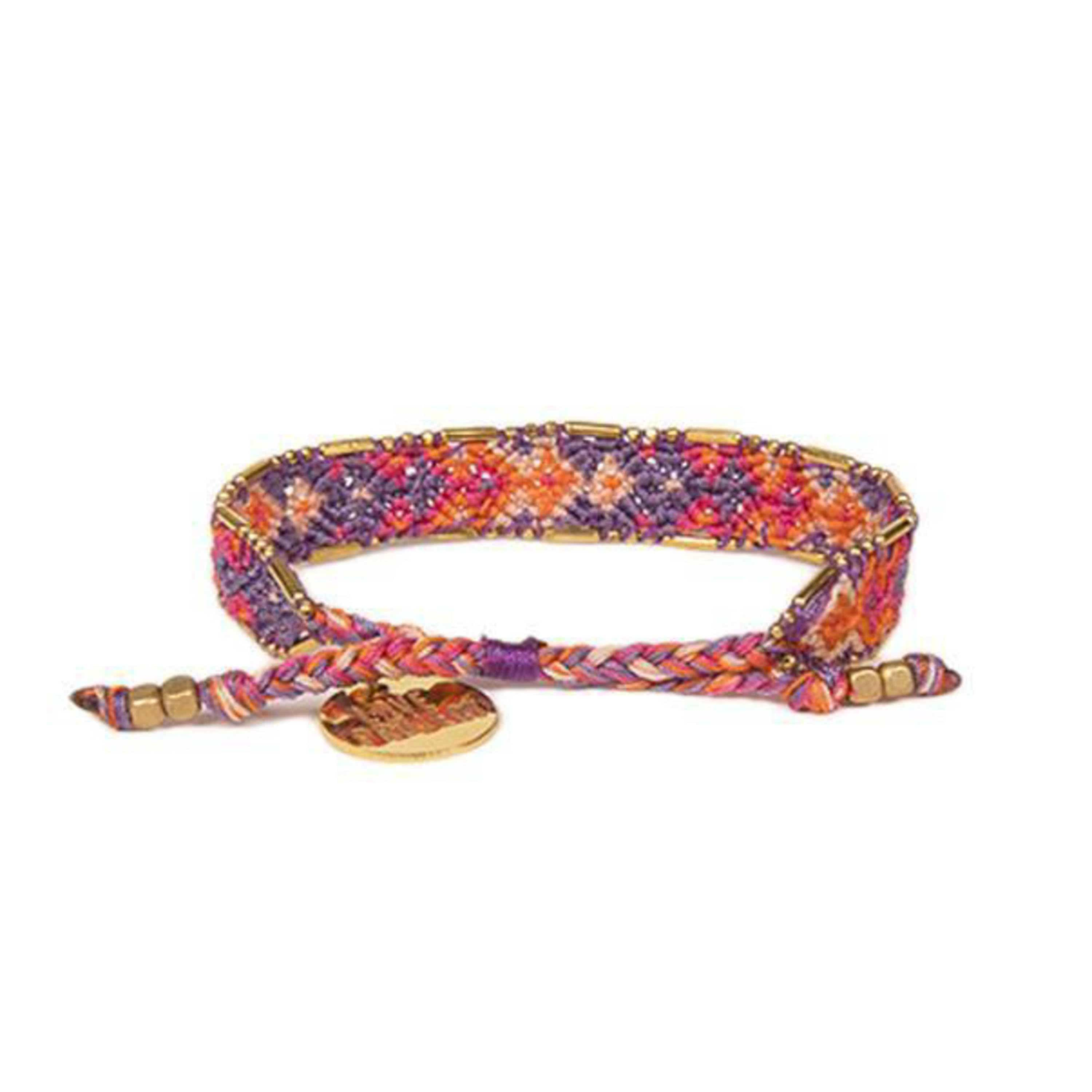 Bali Friendship Bracelet - Sunset Ubud - Love Is Project