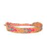 Bundle - Friendship Bracelets woven beaded Love Is Project bracelets made by female artisans in Bali, Indonesia. Creates jobs