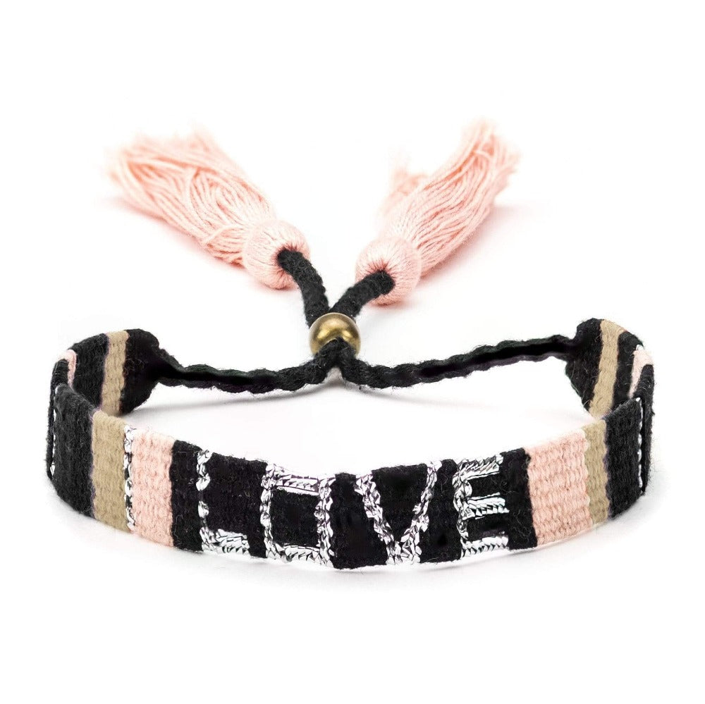 Bundle - Atitlan Twilight LOVE Bracelets (Set of 2) - Love Is Project
