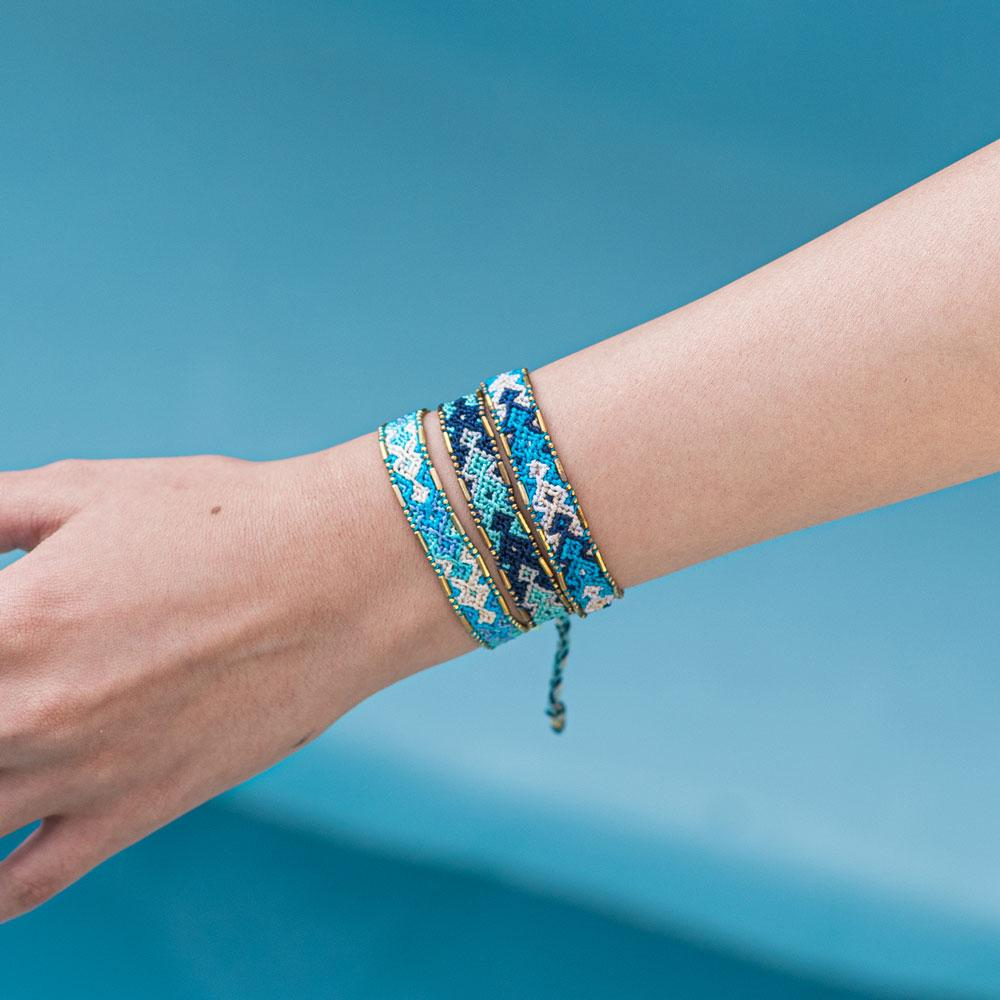 Bundle - Ocean Friendship Bracelets
