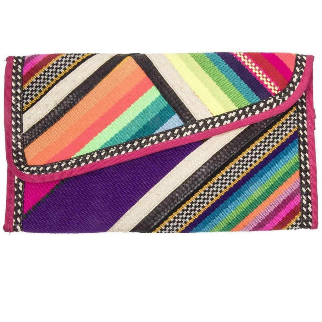So Clutch - Pink Multi