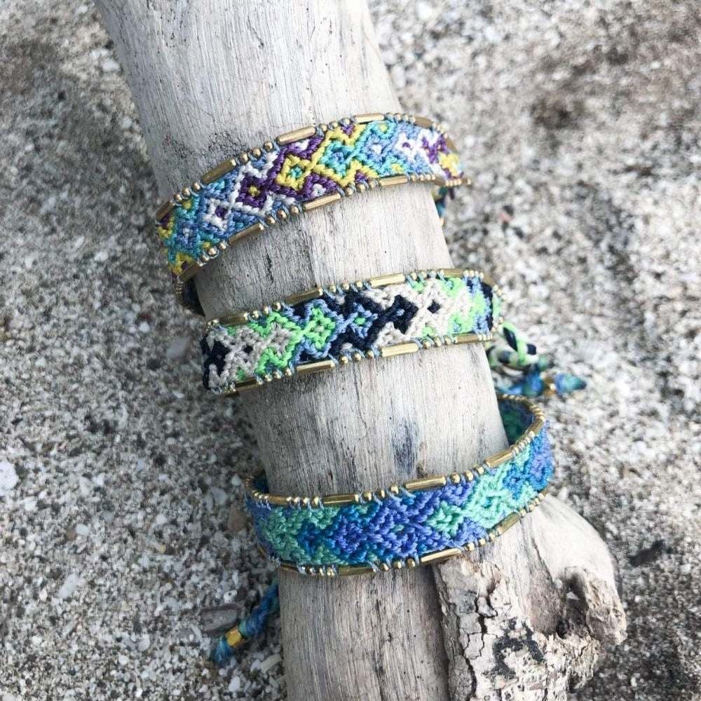 Bundle - Lagoon Friendship Bracelets