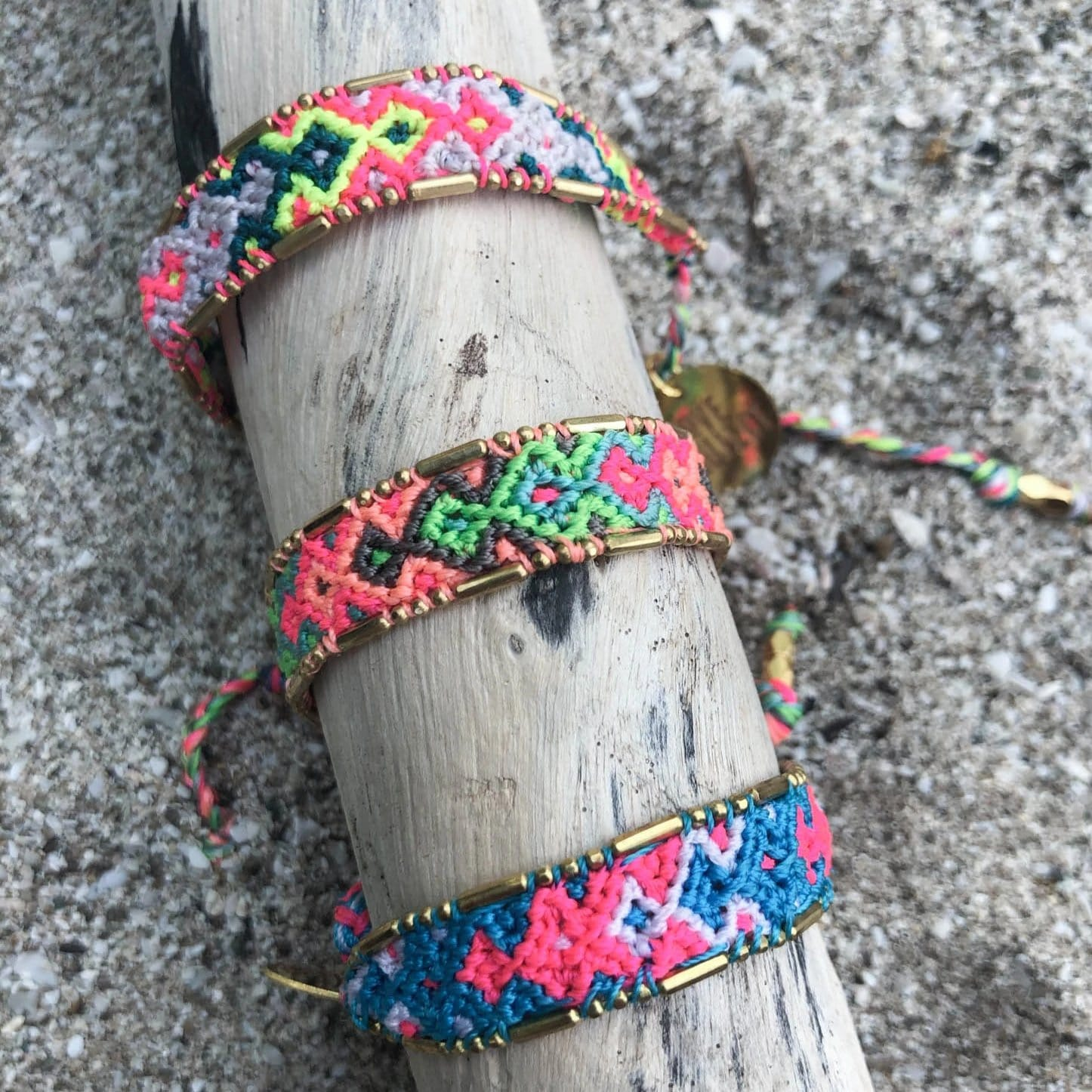 Bundle - Electric Friendship Bracelets - Love Is Project