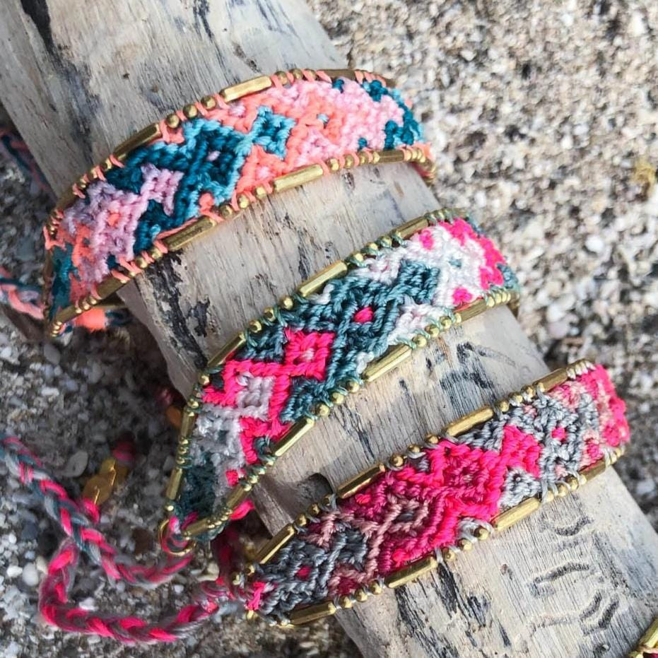 Bundle - Canyon Friendship Bracelets - Love Is Project